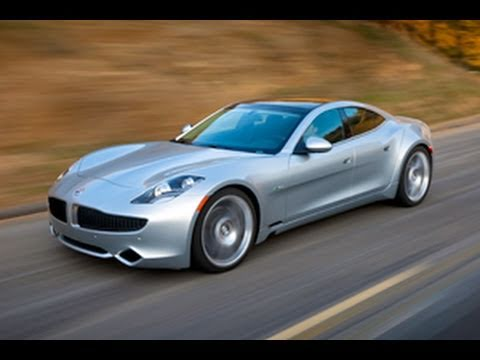 Driven: 2012 Fisker Karma EVer