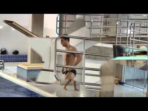 2012 British Elite Juniors - Tom Daley