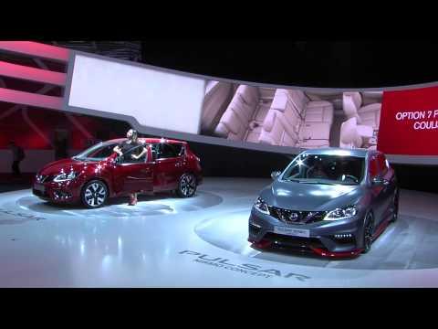 Autoperiskop.cz  – Výjimečný pohled na auta - Nissan – Autosalon Paříž 2014