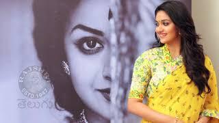 Beautiful Images Of Keerthi Suresh | Mahanati Movie | Unseen Images Of Keerthi Suresh - RAJSHRITELUGU