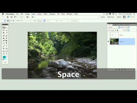 Photoshop CS5: Zero to 60 with Jason Hoppe: Class 1: Getting Up To Speed