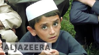 Afghanistan rescues children abducted for suicide attack training in Pakistan - ALJAZEERAENGLISH
