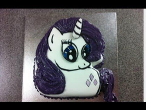 """Торт на день рожденье """"Пони"""""""