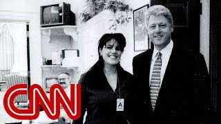 Jan 21, 1998: Clinton-Lewinsky scandal breaks on CNN - CNN
