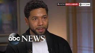 Jussie Smollett FULL Interview on alleged attack | ABC News Exclusive - ABCNEWS