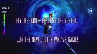 Time Vortex VR Game: Doctor Who - BBC Taster - BBC