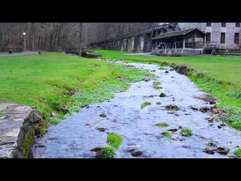 Relaxing Nature Music ~ Nature Sounds ~ Spring Mill Creek