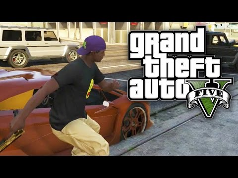 GTA 5 THUG LIFE #94 - PARKOUR RACE AND END OF THE PAPER CHASE! (GTA V Online)
