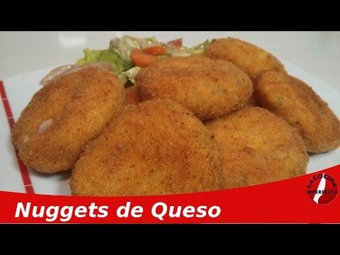 Nuggets de Queso