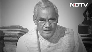 Watch: 3 Famous Poems Of Former PM Atal Bihari Vajpayee - NDTV