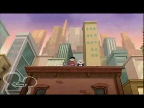 Amerykański smok Jake Long 01 - Według starej szkoły (HD)