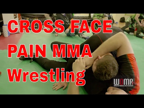 CROSS FACE PAIN MMA Tips Catch Wrestling
