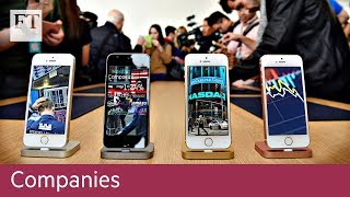 Tech share rout: What are Apple's core problems? - FINANCIALTIMESVIDEOS