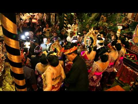 Royal Wedding Ubud, Bali 2014, Part 2