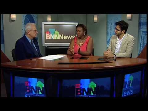 BNN News Interviews Toni Wiley and Dinesh Wadhwani