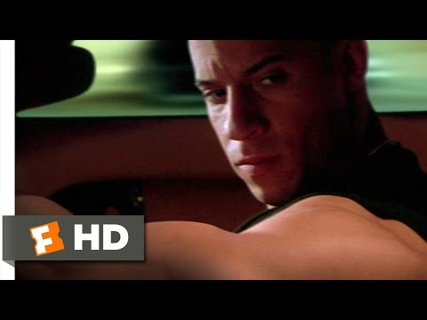 The Fast and the Furious (1/10) Movie CLIP - The Night Race (2001) HD