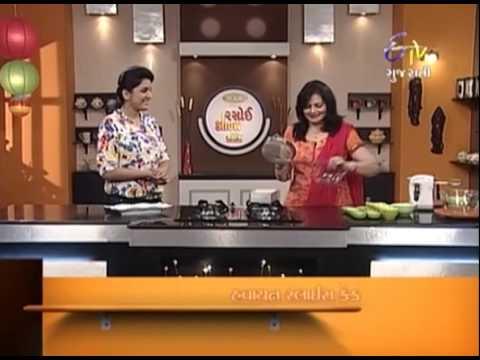 Rasoi Show - રસોઈ શો - વાનીલ્લા સ્પોન્ગે કાકે, હવૈઇન સ્લીચે કાકે & ચોકોલાતે વાલ્નુત બ્રોવ્નીએ