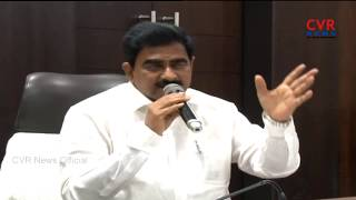 Minister Devineni Uma Fires on YS Jagan over meeting with KTR | CVR News - CVRNEWSOFFICIAL