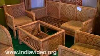 Furniture, Shopping, India, Dilli Haat