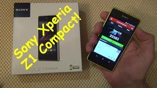Sony Xperia Z1 Compact / Арстайл /