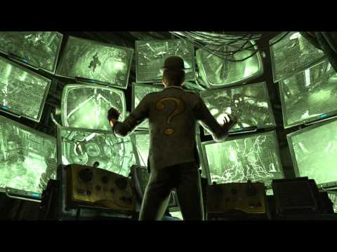 Batman: Arkham City (OST) - Pier Pressure (Riddler Room #3)