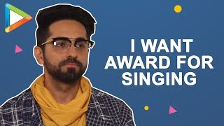 "Ayushmann Khurrana: ""I am a purest BUT I also want..."" - HUNGAMA"