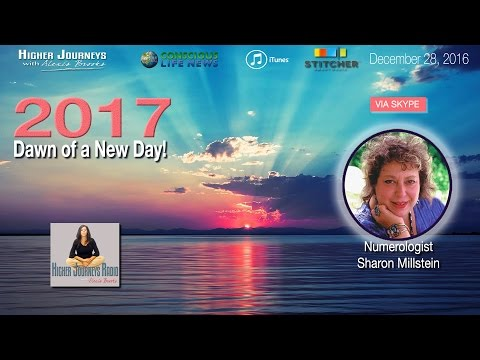 2017: A Numerology Forecast by the Numbers with Sharon Millstein