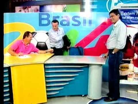 Papo de Bola exibido dia 02 de Outubro de 2012