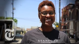 Issa Rae | Off Color Comedy | Part 3 | The New York Times - THENEWYORKTIMES
