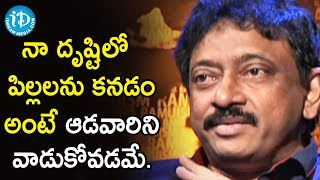 Director Ram Gopal Varma About Movie The Attacks of 26/11 | Ramuism 2nd Dose - IDREAMMOVIES