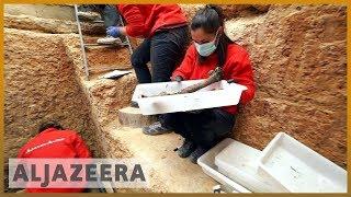 🇪🇸Archaeologists dig mass graves of Spanish Civil War era - ALJAZEERAENGLISH