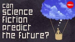 Como la ciencia ficcion moldea el futuro.