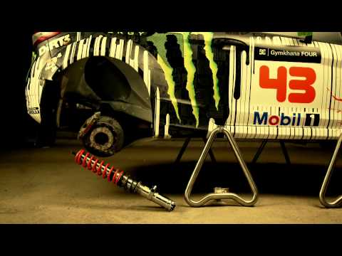Ken Block's newest racecar: The Hybrid Function Hoon Vehicle