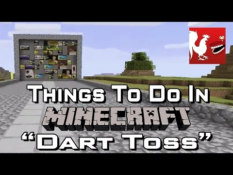 Things to do in: Minecraft - Dart Toss