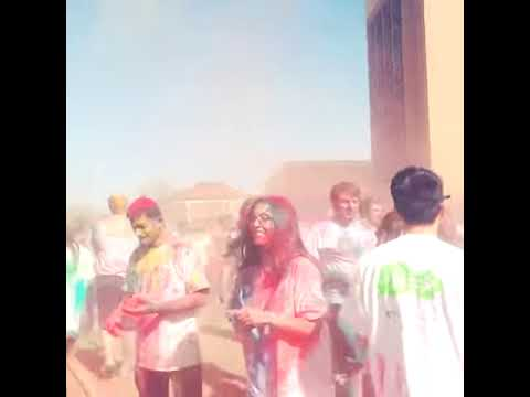 HOli at Texas Tech University
