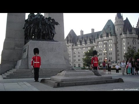 Canada: Major terror alert in Ottawa after soldier killed