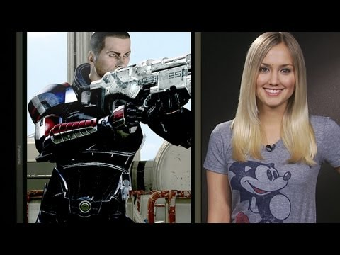 Mass Effect 3 DLC Unleashed & Win Diablo 3!- IGN Daily Fix 05.25.12