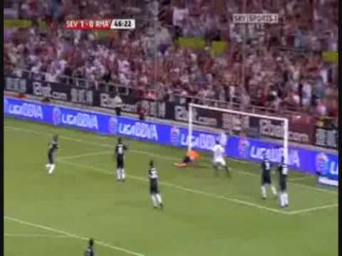 Iker Casillas save VS Sevilla 1080p HD Quality