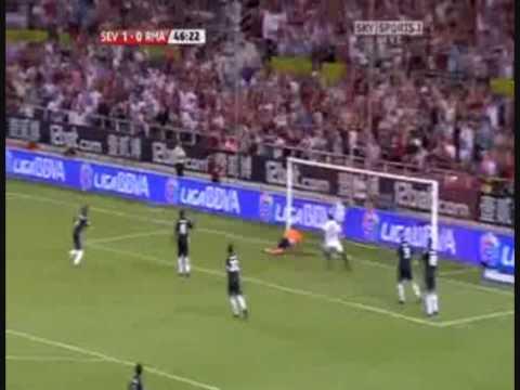 Iker Casillas save VS Sevilla 1080p HD Quality
