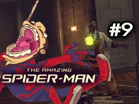 The Amazing Spider-Man Walkthrough w/Nova Ep.9 - THE SPITTER