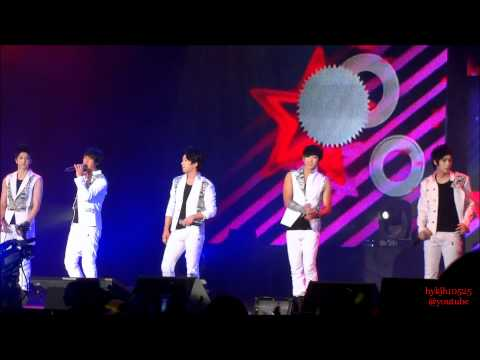 [HD Fancam] 110604 MBLAQ You're my + @Kpop Heal The World