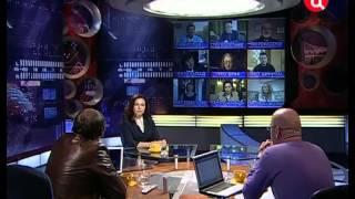 """Екатерина Гусева в программе """"Временно доступен"""" (ТВ Центр)"""