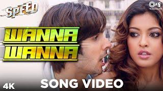 Wanna Wanna Song Video - Speed | Zayed Khan, Urmila Matondkar, Amrita Arora | Shaan, Sunidhi Chauhan - TIPSMUSIC