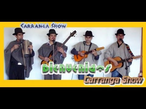 Carranga show / Con La Pata Pel / Serenatas Carrangueras / Msica Carranguera / 310 258 04 52