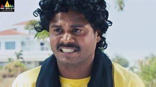 Prema Katha Chitram | Saptagiri Scared by Nanditha | Latest Telugu Comedy Scenes | Sri Balaji Video - SRIBALAJIMOVIES