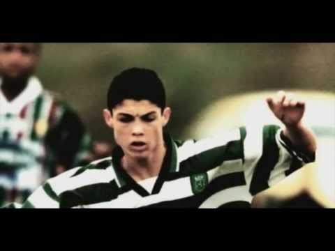 Cristiano Ronaldo's Teenage Years | Sporting Lisbon