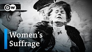 100 Years of Women's Suffrage in Germany | DW English - DEUTSCHEWELLEENGLISH