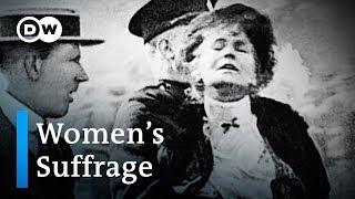 100 Years of Women's Suffrage in Germany | DW English - DEUTSCHEWELLEENGLISH