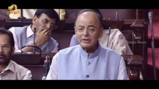 Arun Jaitley Over Non-Performing Asset Problem In Banking Sector | Mango News - MANGONEWS
