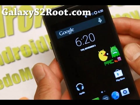 PACMan ROM for Galaxy S2 GT-i9100/SGH-i777!